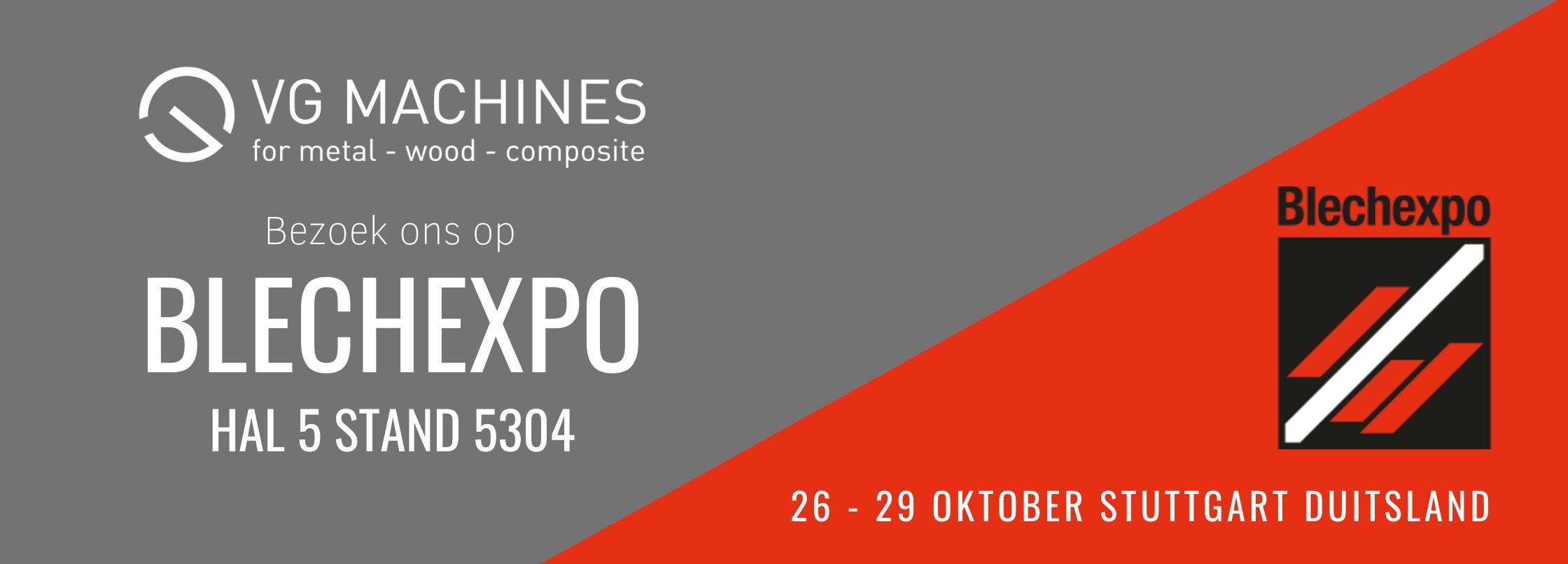 BlechExpo 2021 - deburring machines