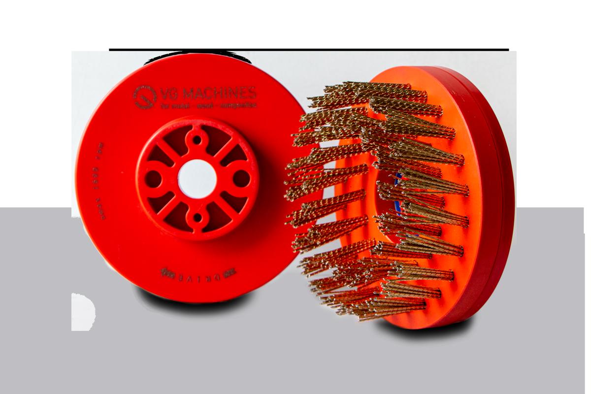 oxide removal abrasive disc